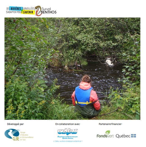 Surveiller les rivières pour mieux d'adapter !