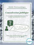 Consultations publiques aménagement forestier prise 2