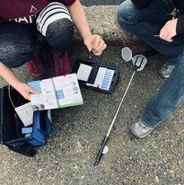 Water Rangers, test, Lac Blouin, Val-d'Or, Abitibi, 2021, OBVAJ